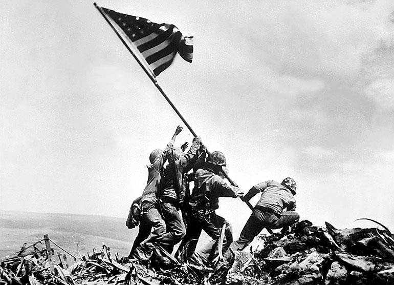 Slaget om Iwo Jima   Historia   SO-rummet