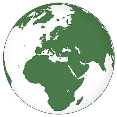 alla länder afrika