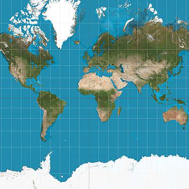 Kartor Och Kartkunskap Geografi So Rummet