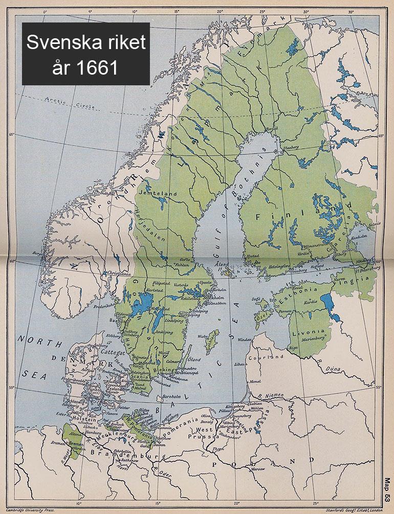 Den Karolinska Tiden 1654 1718 Historia So Rummet