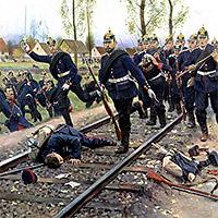 Krig och försvar 1776-1914
