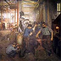 Industri- och arbetarhistoria