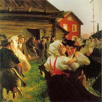 Svenska högtider och traditioner förr och idag