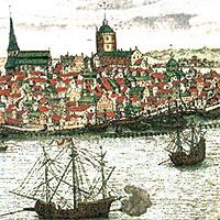 Svenska städers historia
