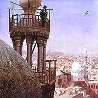 Medeltidens muslimska värld