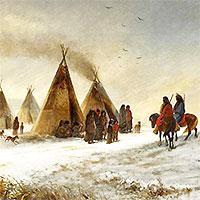 Nordamerikas indianer