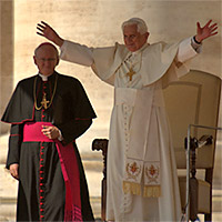 Romersk katolska kyrkan homosexualitet