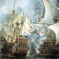 Sjöfart och sjökrigföring 1500-1776