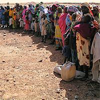 Befolkning, u-länder och fattigdom