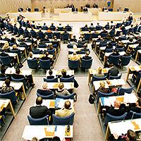 Demokrati och svensk parlamentarism