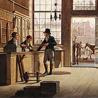 Ekonomi och handel 1776-1914