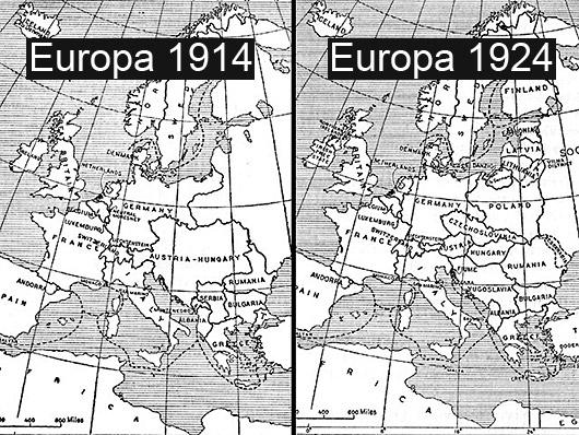 Europa korde over usa tredje dagen