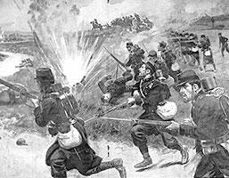 första världskriget startdatum