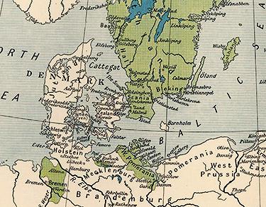 Sveriges Tyska Provinser Under Stormaktstiden Historia So Rummet
