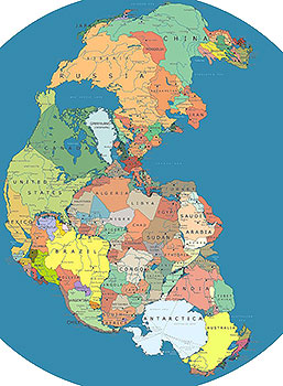 kontinenterna