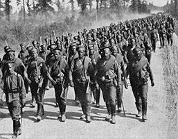 Tidslinje sovjet och andra varldskriget
