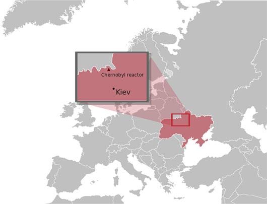 karta tjernobyl Katastrofen i Tjernobyl | SO rummet karta tjernobyl
