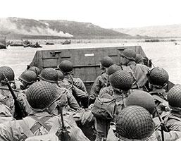 Brittiska soldater inleder offensiv