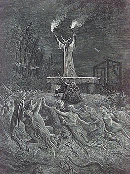 sataniska kön video