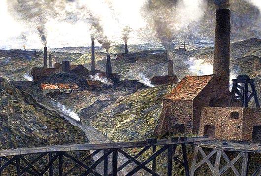Andra industriella revolutionen historia