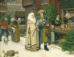 Julens Och Det Svenska Julfirandets Historia Historia