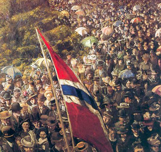 nationalismens former statsnationalism staten enande faktor
