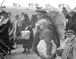 filmer om första och andra världskriget