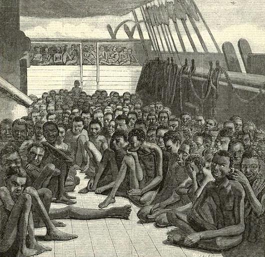 Svensk slavhandel | Historia | SO-rummet