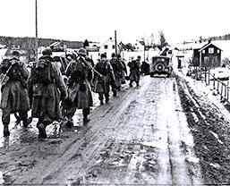 Svensk soldat hittad efter 70 ar