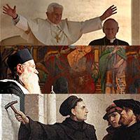 Hur många anhängare har protestantiska kyrkan