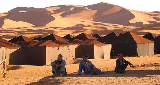 Svensk hjalp sands till tchad