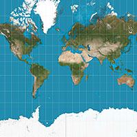 breddgrader karta Kartor och kartkunskap | Geografi | SO rummet breddgrader karta
